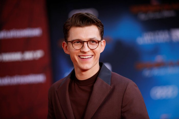 Actor Tom Holland (Reuters Photo)