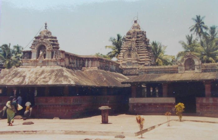 Madhukeshwar temple. PHOTOS BY AUTHOR