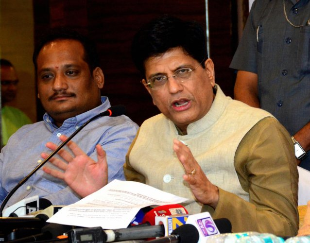 Piyush Goyal (PTI File Photo)