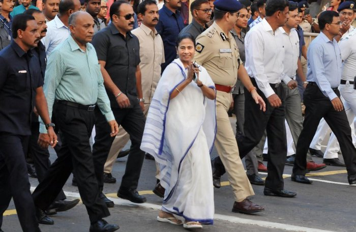 Mamata Banerjee (PTI File Photo)