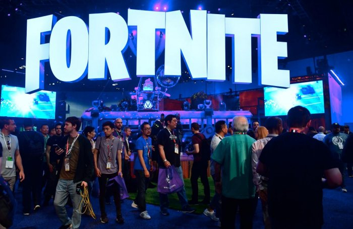 Fortnite has been down since Sunday giving players no option other than staring at a black screen after a season-ending in-game event where its original island was sucked into a black hole. AFP