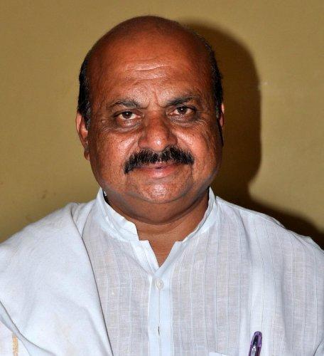 Basavaraj Bommai, Home Minister of Karnataka (DH Photo)