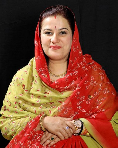 Ratna Singh. Photo credit: Wikipedia