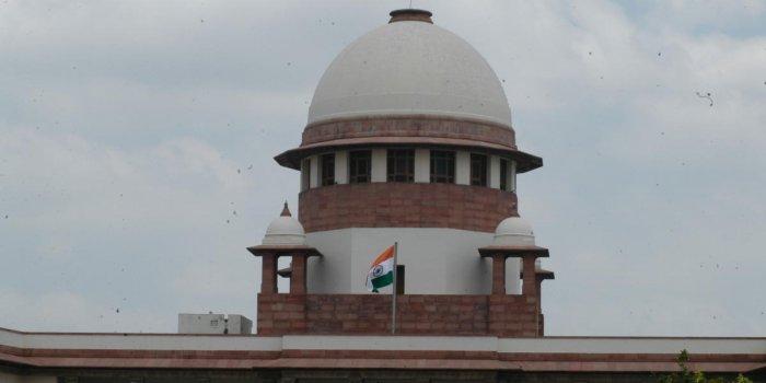 Supreme Court in New Delhi (File Photo)