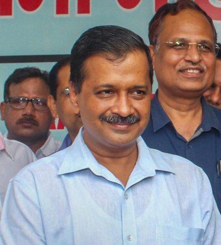 Arvind Kejriwal (DH Photo)