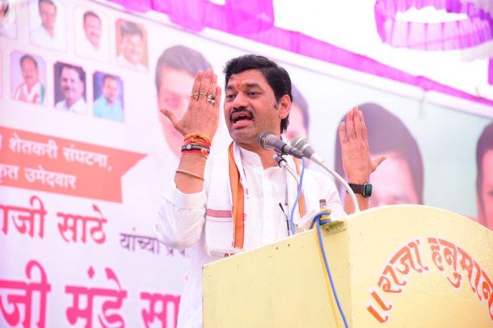 "In a tweet posted in Hindi, he said, ""Jitna bada sangharsh hoga, jeet utanihi shandar hogi (The bigger the battle, more glorious will be the victory)."" Photo/Twitter"