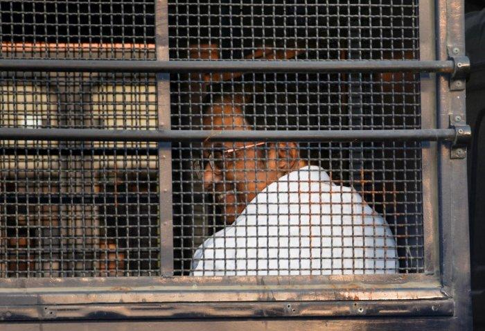 The Delhi court also allowedhome-cooked food, western toilet, medicines toChidambaramin ED custody. Photo/PTI