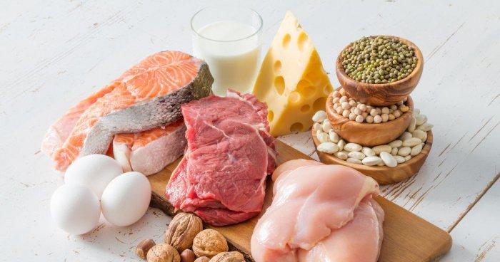 Protein rich diet (DH Photo)