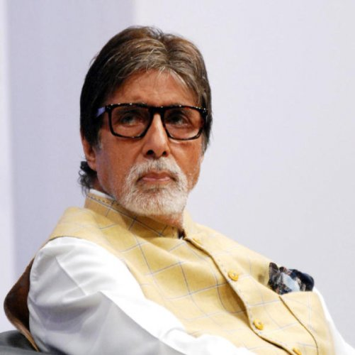 Amitabh Bachchan. (PTI photo)