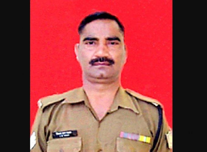 BSF Head Constable Vijay Bhan Singh was killed in the firing by Border Guards Bangladesh.