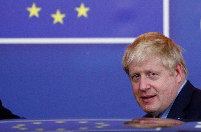 Britain's Prime Minister Boris Johnson. Reuters photo