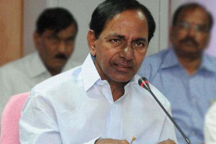 Telangana Chief Minister, K Chandrasekhar Rao
