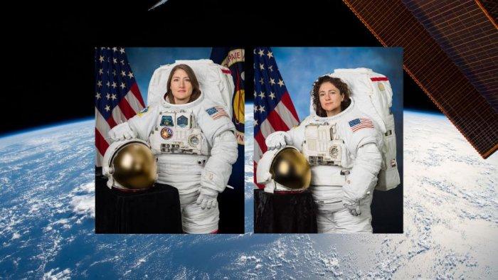 Photo credit: NASA Twitter