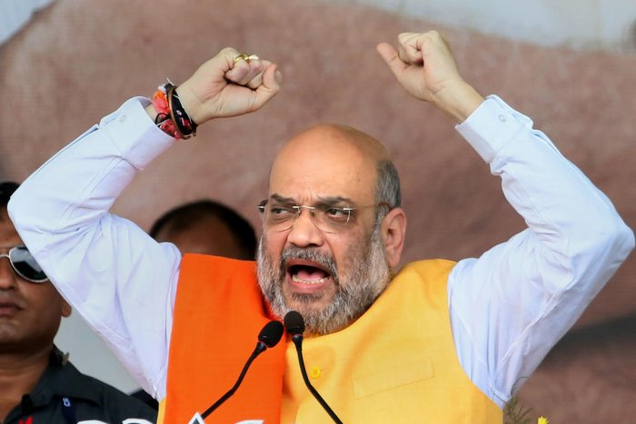 BJP national president and Union Home Minister Amit Shah (PTI Photo)