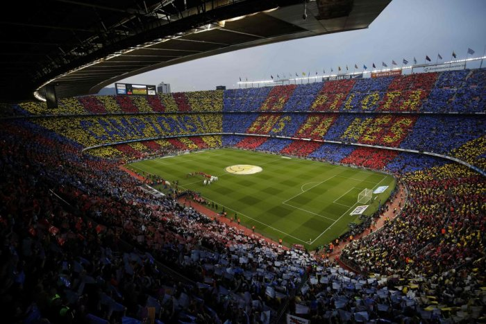 Barca and Madrid swiftly came to an agreement, hours after the Spanish Football Federation (RFEF) announced they had until 10:00 am (0800 GMT) on Monday to find a revised date for the game. (AFP File Photo)