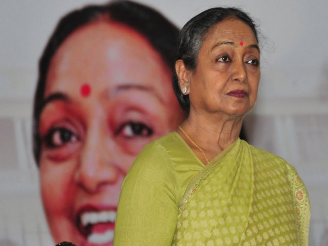 Though the Congress has fielded three-term MLA Ashok Kumar again, party's stalwarts, including Meira Kumar - a self-proclaimed Dalit leader - have refrained from campaigning for Ashok. (File Photo)