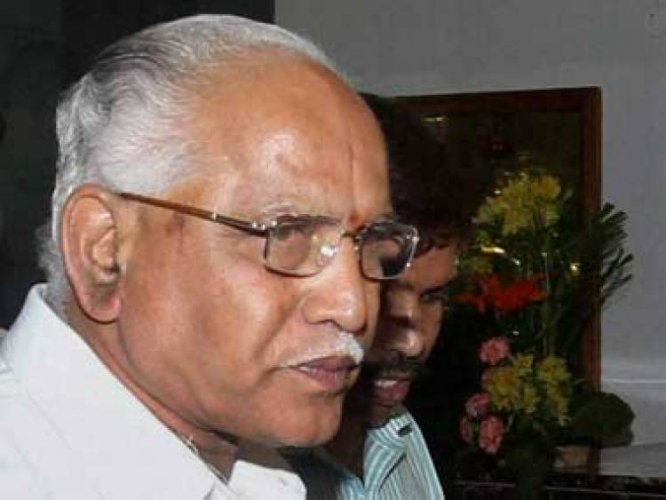KJP will contest all 224 seats, says Yeddyurappa