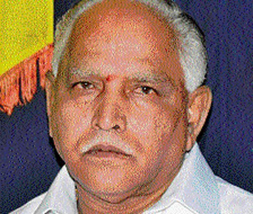Elated BSY hints at merging KJP with BJP
