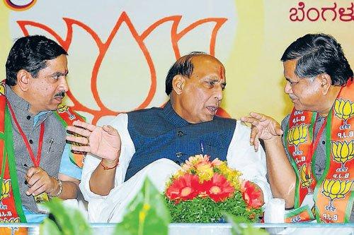 BJP-KJP merger likely in Jan