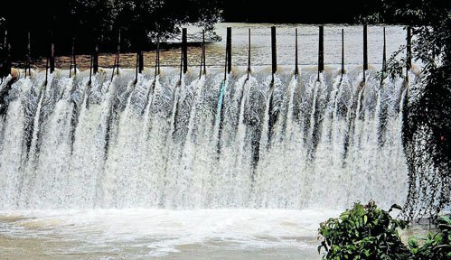 Heavy rainfall batters Kodagu district