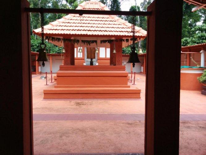 Ceremonial and heritage locales in Kodagu