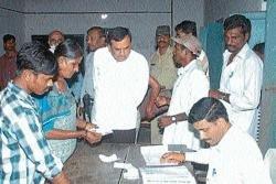 Kodagu registers 70 pc polling