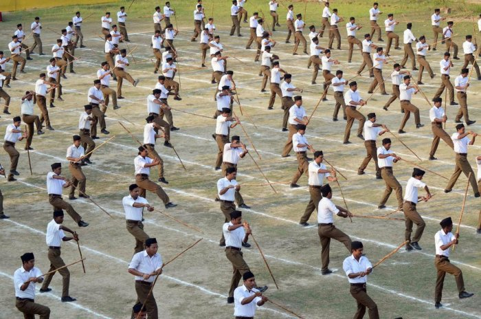 The RSS has also called a five-day meeting of allits full-timers from October 31 to November 4 in Hindu pilgrimage city Haridwar, where workers will be given a direction.