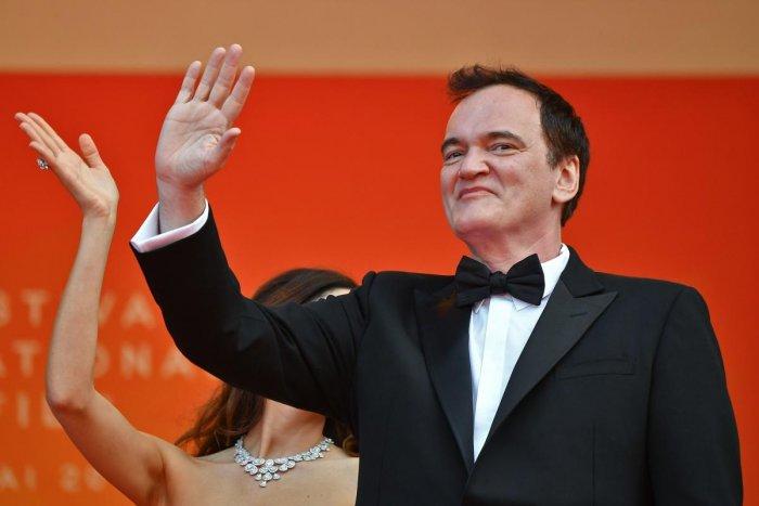 US film director Quentin Tarantino. AFP Photo