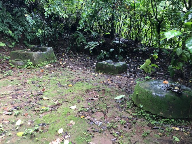 A Kapala place of worship, Kodagu