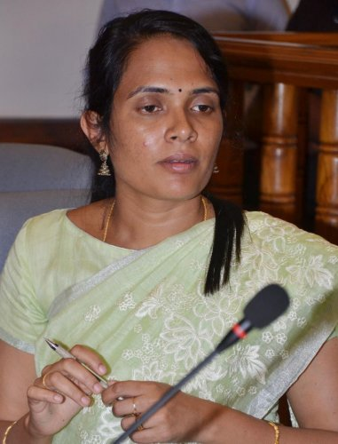 Deputy Commissioner Annies Kanmni Joy