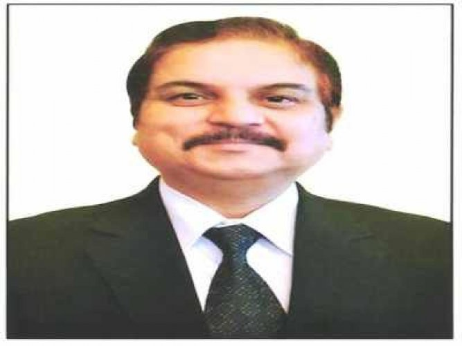 File photo of Anil Chandra Punetha, the outgoing Chief Secretary of Andhra Pradesh