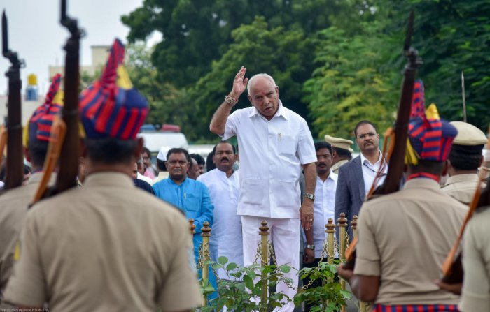 The overhaul comes amid complaints that the administration had slowed down, with Yediyurappa facing flak from all quarters.