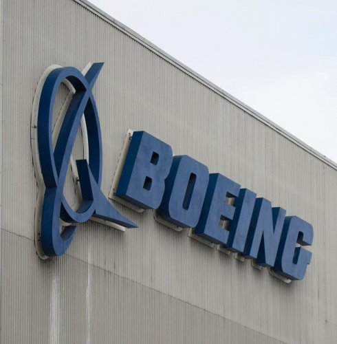 """The Federal Aviation Administration said Boeing discovered instant messages between the employees """"some months ago"""" but did not disclose their existence until Thursday. (AFP File Photo)"""