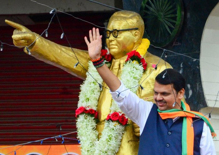 Fadnavis said GDSP had grown from 16 lakh crore in 2014, when the BJP-Shiv Sena government took over, to Rs 26 lakh crore in 2019. PTI
