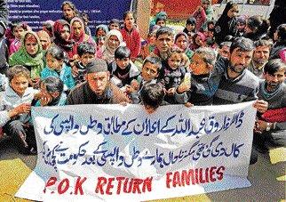PoK-returned militants demand rehabilitation
