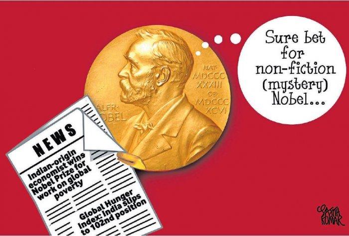 The irony behind Abhijit Banerjee's Nobel prize.
