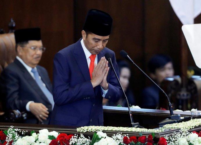 Indonesian President Joko Widodo. Photo credit: Reuters