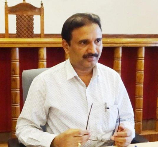 Additional Deputy Commissioner Shrinivas