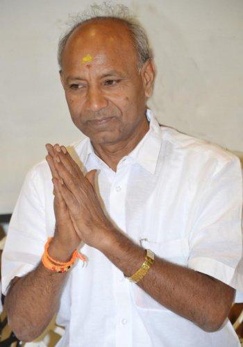 C H Vijayashankar