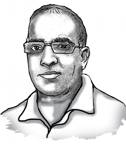 Ashwin Mahesh, wakes up with hope for the city and society, goes to bed with a sigh, repeats cycle