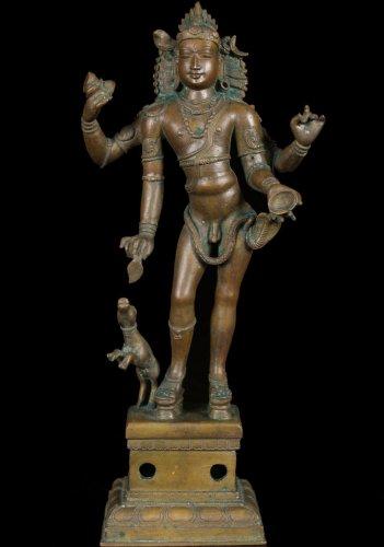 Shiva as Bhairava: Annihilator of Evil