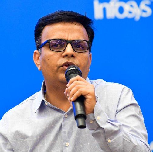 Jayesh Sanghrajka. DH photo