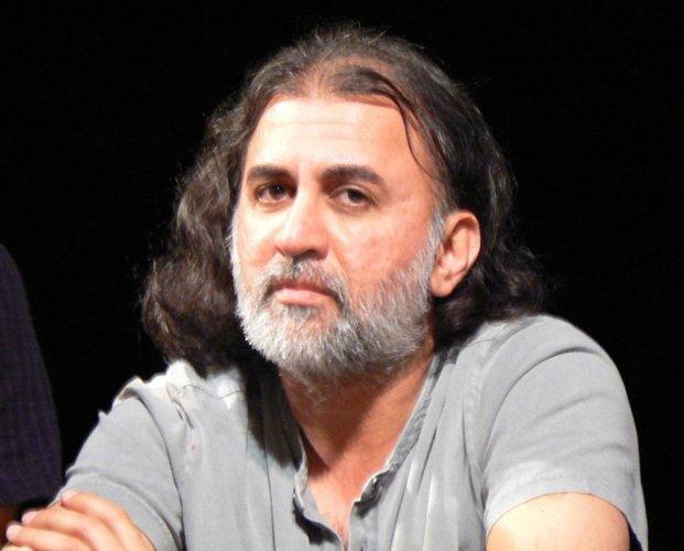Tehelka magazine founder Tarun Tejpal