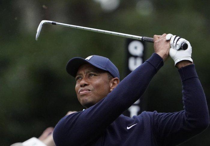 Tiger Woods. AP/PTI Photo