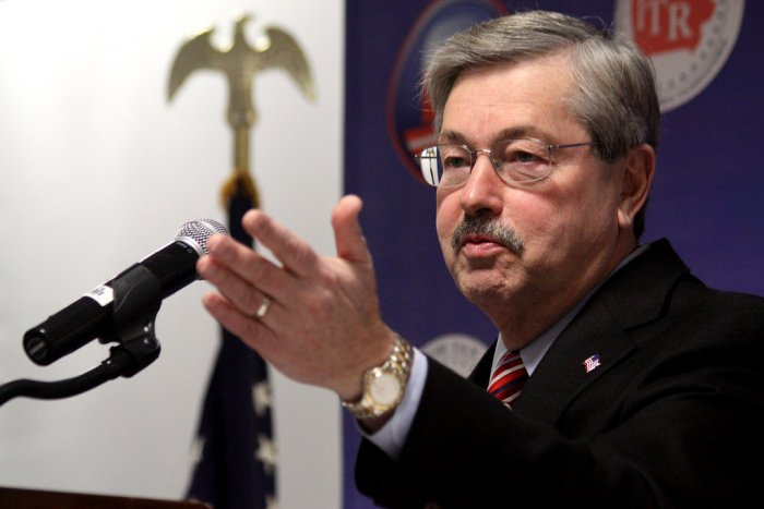 US ambassador Terry Branstad. Photo credit: Flickr