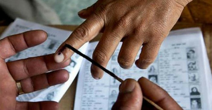 The constituency has 2.77 lakh voters, including three from the third gender, the official said. Photo/Twitter (All India Radio News)