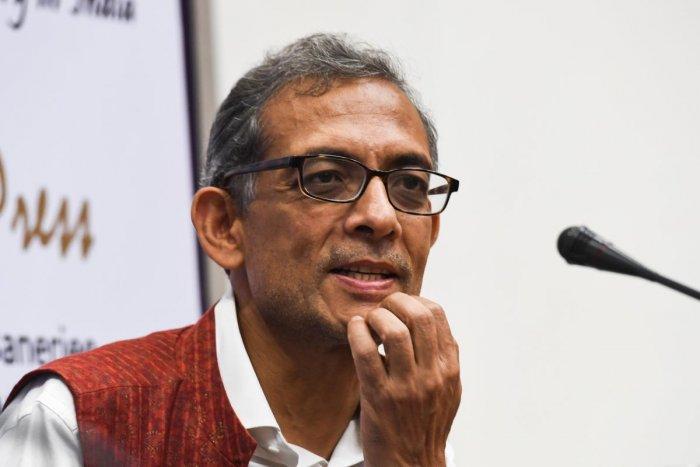 Abhijit Banerjee. AFP Photo