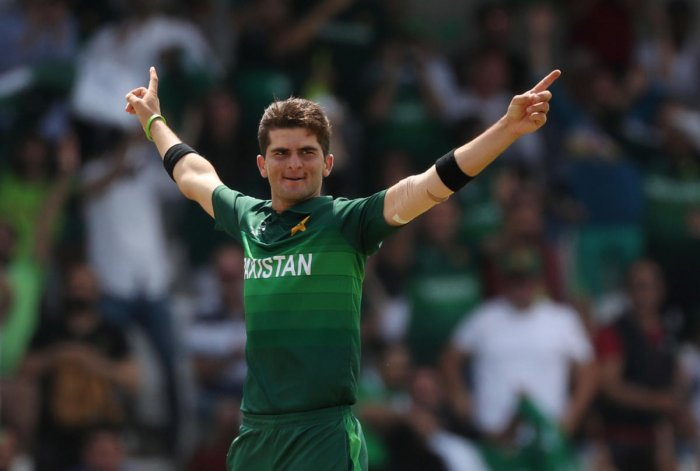 Shaheen Afridi would like to carry his World Cup to Australia. Reuters photo