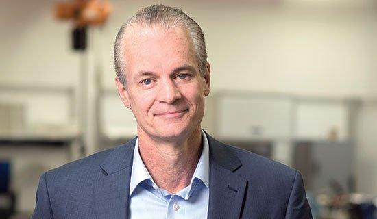 Eric Schnur, the chief executive of Lubrizol. Photo credit: sbonline
