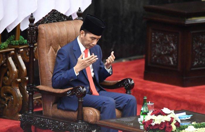 Joko Widodo asked Indrawati to stay on as the finance minister. Reuters/Akbar Nugroho Gumay/Antara Foto